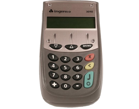 Ingenico 3010 PIN Pad
